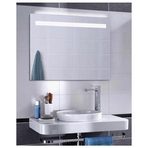 Miroir de salle de bains avec éclairage LED Horizontale - 65 cm x 80 cm (HxL) - PRADEL