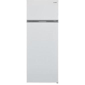 Réfrigérateur Combiné Sharp SJ-T1227M5W - 227 litres Classe A+ Blanc