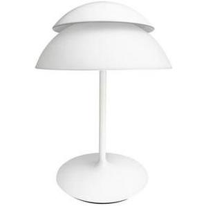 Lampe de table LED 9 W 2x LED intégrée Philips Lighting Beyond 7120231PH blanc 1 pc(s)