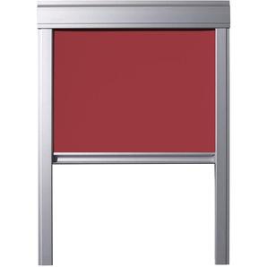 Store Occultant Itzala pour Fenêtres De Toit VELUX, C04, CK04, 6, Rouge