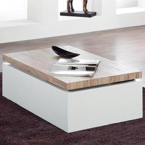 Table basse moderne avec coffre LAURETTE