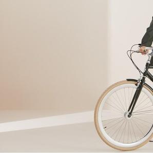 x Veloretti - Caferacer, vélo de ville 3 vitesses (170 - 185 cm), vert foncé