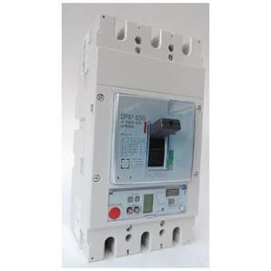 Disjoncteur de puissance 630A 3P électroniques S2 36kA bornes vis DPX3 630 LEGRAND 422060