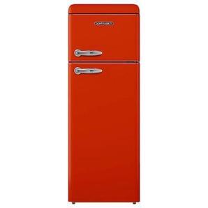 Réfrigérateur Combiné Schneider Consumer Group SDD208VR - 208 litres Classe A+ Rouge