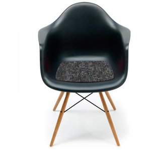Hey-Sign Coussin dassise pour RAR Eames Plastic Armchair - 08 graphite
