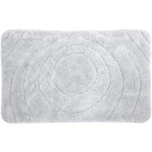 Tapis de salle de bain Baltik - 80 x 50 cm - Blanc - ATMOSPHERA