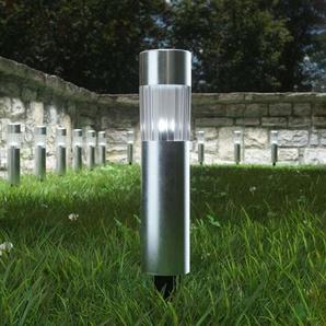 Kit de 12 lampes solaires LED Ailin, RVB