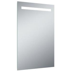 Miroir Led à piles - 70 x 50 cm (H x L) - PRADEL