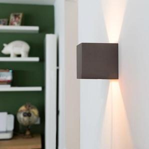 Applique industrielle béton - Box Qazqa Industriel Luminaire interieur