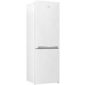 Beko Rcsa330k20w - Réfrigérateur/Congélateur - Pose Libre - Largeur : 60 Cm - Profondeur : 60 Cm - Hauteur : 185 Cm - 295 Litres - Congélateur Bas - Classe A+ - Blanc