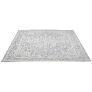 Tapis bohème DAVINCI 160/230 cm motifs gris