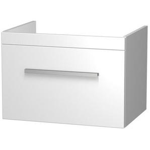 Royal Plaza Sidney Meuble sous lavabo avec tiroir 65x44cm Blanc laqué 57774