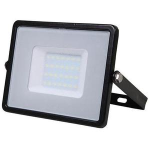 Projecteur LED Exterieur Black IP65 extérieur 30W   Température de Couleur: Blanc neutre 4000K - ECLAIRAGE DESIGN