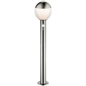 Lampadaire à LED avec détecteur de mouvement, H 56 cm ALERIO - GLOBO