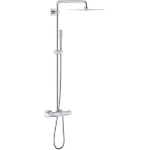 Grohe Rainshower® F-Series System 254 Colonne de douche avec mitigeur thermostatique (27469000)