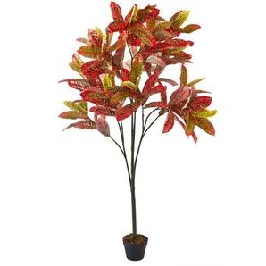 Plante artificielle Peva - 170 h - Pot noir