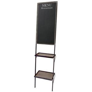 Etagère avec tableau à craie Ladder