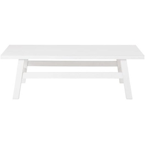 Table basse blanche Bianca