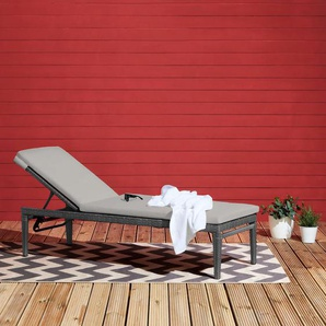 Chaise longue Paradise Lounge II