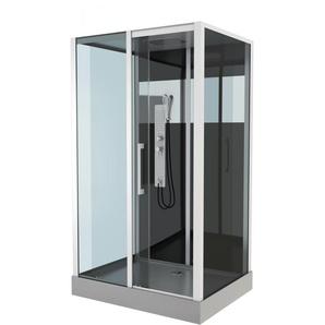 Cabine de douche RECTANGLE 115x90x225cm - COSMOS - AURLANE