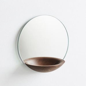 Woud Miroir Pocket - S - marron