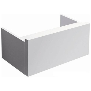 Match Me Meuble avec tiroir à placer en dessous un plan blanc melamine CL/07.56.151.65