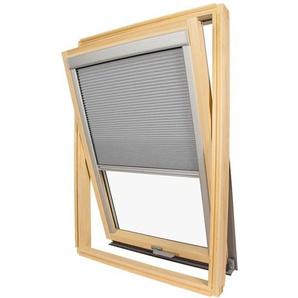 Store isolant pour fenêtre de toit Velux ® Gris anthracite - Code dimension 8 ou 808 ou U08 - AVOSDIM