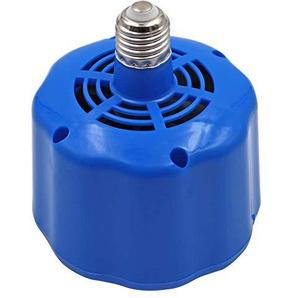 M.Z.A Ampoule chauffante réglable pour élevage de volaille et de chaudière pour poulailler Bleu