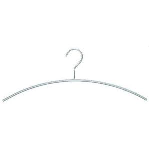 FROST Slim - Lot de cintres - inox/brossé/4 unités