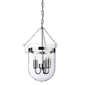 Suspension 3 ampoules Regal, chrome - FIRSTLIGHT