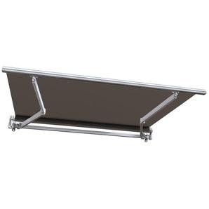 Store banne manuel Monobloc pour terrasse - Taupe - 3 x 2,5 m - SUNNY INCH ®