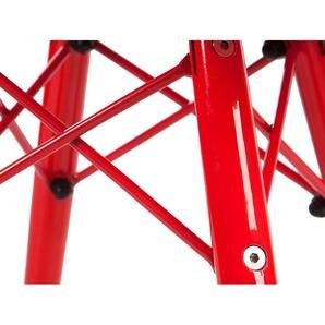 Chaise enfant Eames DAW Color - Rouge
