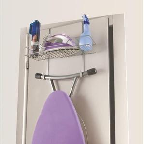 METALTEX Support de porte pour accessoires ménagers et balais Broomy