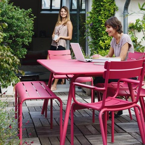 Fermob Table LUXEMBOURG Comfort 6 - 82 cactus mat