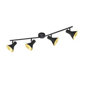 Plafonnier industriel Nina 4 Lampes