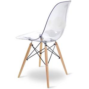 Chaise DSW - Transparent