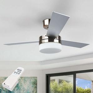 Ventilateur de plafond à 3 pales Alvin à lumière