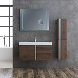 Meuble de salle de bain BOREAL 1000 - DISTRIBAIN