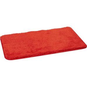 Grund Tapis de Bain Lex Orange 60x100 cm - Tapis pour salle de bain