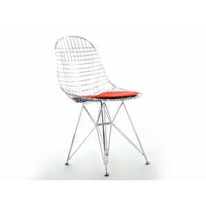 Chaise Eames DKR - Rouge