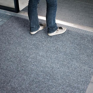 Tapis Moquette imitation gazon Avec Plots Gazon Gris Synthétique pour intérieur ou extérieur | 2x11m - MADEINNATURE