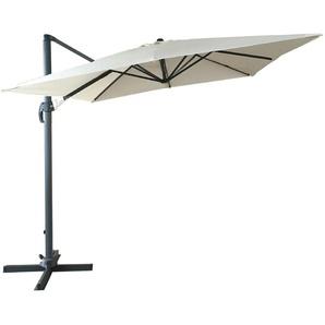 Parasol Aluminio Chillvert Roma de Luxe 300*400 *280 cm - KCH110