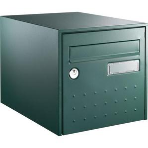 Boîte aux lettres STEEL BOX Decayeux - Simple face - Vert