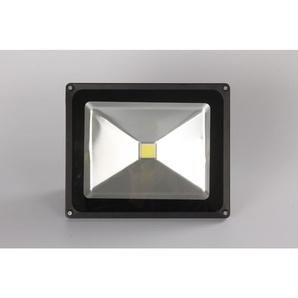 Auralum 50W Projecteur LED IP65 Spot LED 4200-5000LM Éclairage Extérieur et Intérieur Blanc Froid 6000-6500K Coque Noir