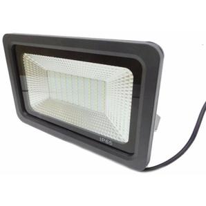 Projecteur LED 100W Extérieur IP65 Extra Plat - Blanc Chaud 2300K - 3500K - SILAMP