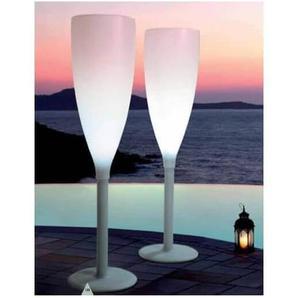 Lampadaire Champagne