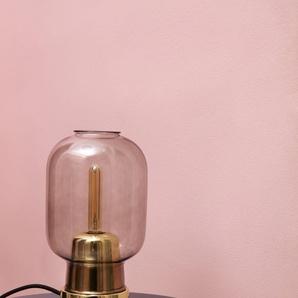Normann Copenhagen Lampe de table Amp brass  - fumé/Laiton