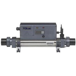 réchauffeur electrique 12kw triphasé analogique - v-8t3av - vulcan