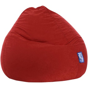 Pouf Easy rouge XXL - SITTING POINT