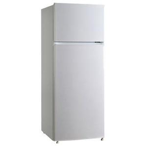 OCEANIC F2D207W - Réfrigérateur Congélateur haut - 207 L - Froid statique - A+